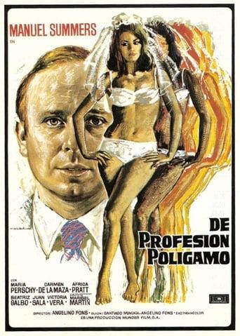 Poster of De profesión: polígamo