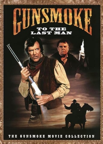 Poster of Gunsmoke: To the Last Man