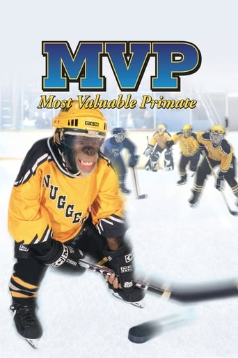 Poster of MVP: Most Valuable Primate
