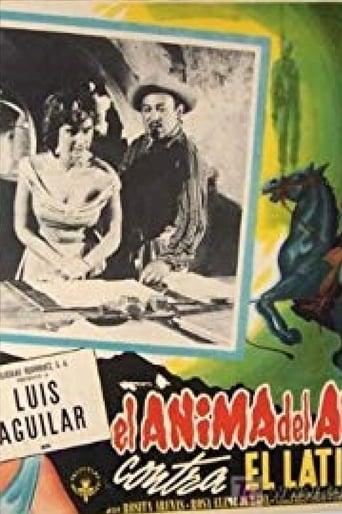 Poster of El ánima del ahorcado contra el latigo negro