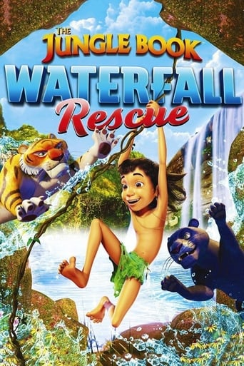 Poster of The Jungle Book: Waterfall Rescue