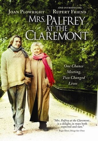 Poster of Mrs Palfrey at The Claremont