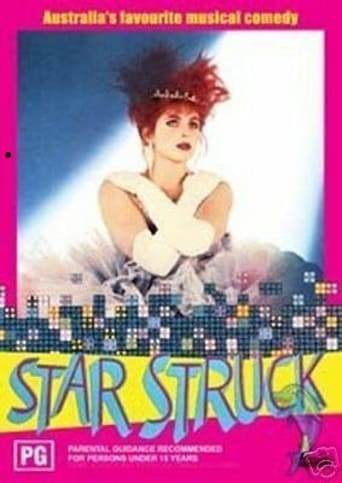 How old was Melissa Jaffer in Starstruck