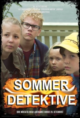 Poster of Kid Detectives and the Secret of the White Lady