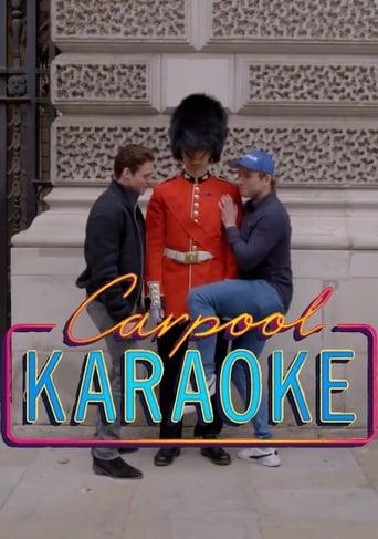Poster of Carpool Karaoke: Taron Egerton & Richard Madden