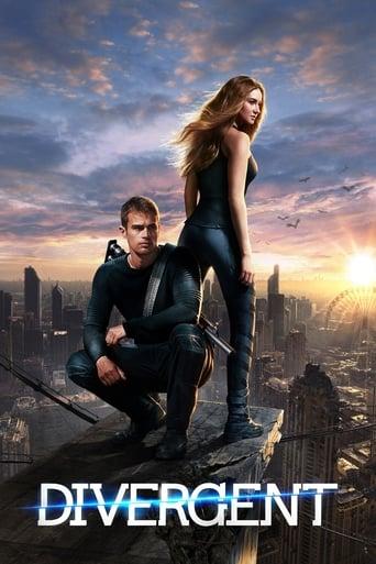 Poster of Divergent