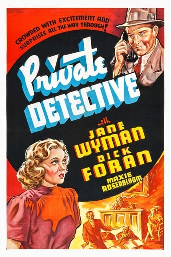 Poster of Private Detective