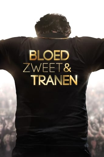 Poster for Blood, Sweat and Tears
