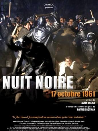 Poster of Nuit noire, 17 octobre 1961