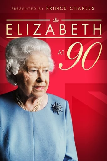 Poster of Elizabeth at 90: A Family Tribute