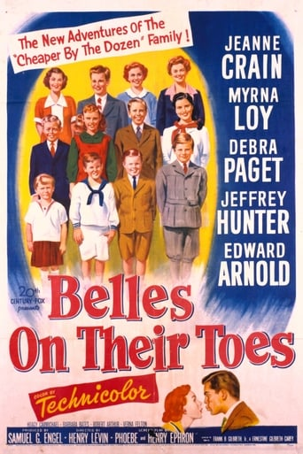 Poster of Belles on their Toes