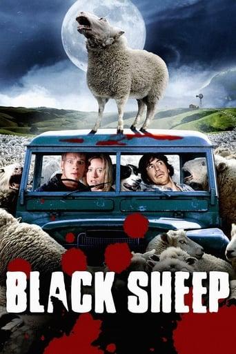 Poster of Černé ovce