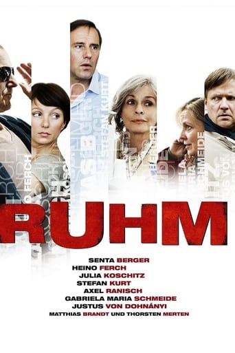 Poster of Ruhm