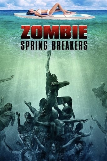 Poster of Zombie Spring Breakers
