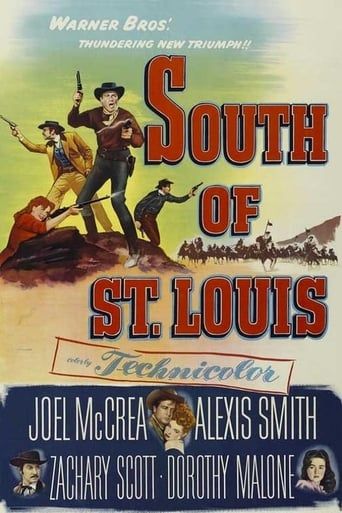 Poster of South of St. Louis