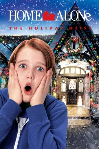 Poster of Home Alone: The Holiday Heist