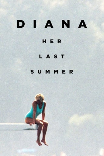 Poster of Diana: Her Last Summer