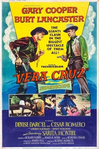 Poster of Vera Cruz