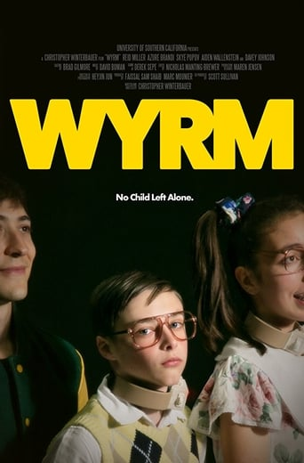 Wyrm poster
