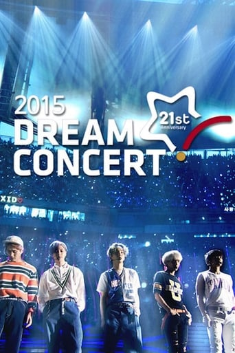 Poster of 2015 Dream Concert