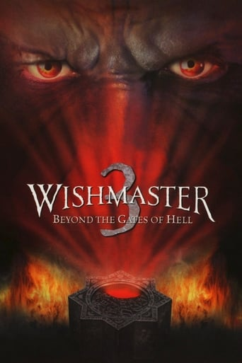 Poster of Wishmaster 3: Beyond the Gates of Hell