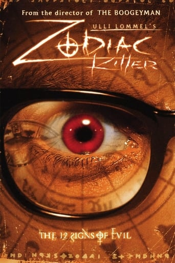 Poster of Zodiac Killer