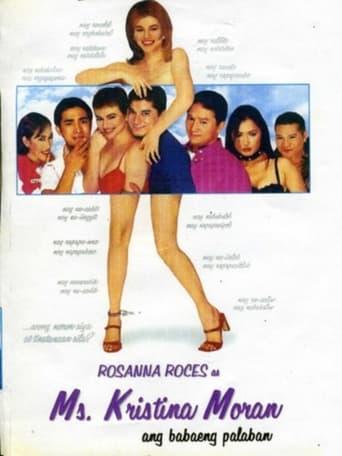 Poster of Ms. Kristina Moran: Babaeng palaban