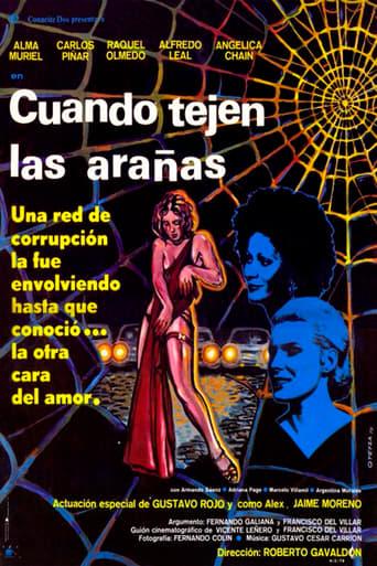 Poster of Cuando tejen las arañas