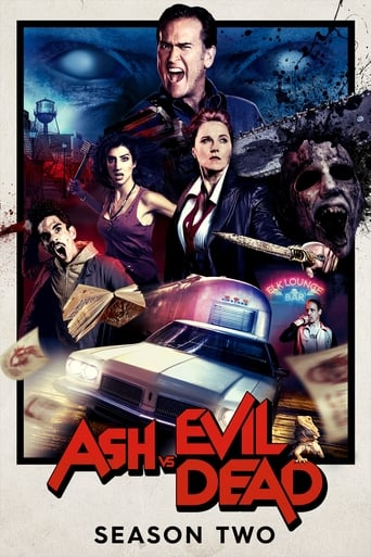 Ešas prieš piktuosius numirėlius / Ash vs Evil Dead (2016) 2 Sezonas
