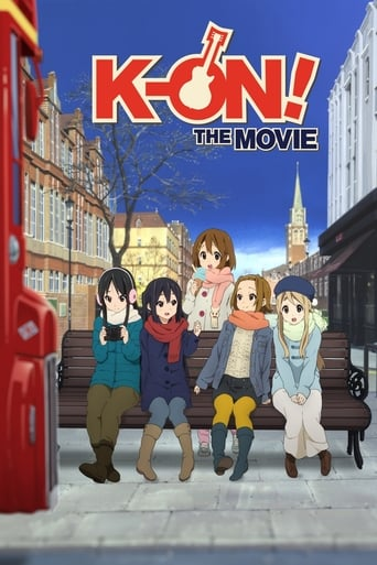 Poster of K-ON! The Movie