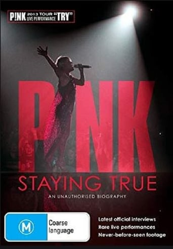 Poster of Pink: Staying True