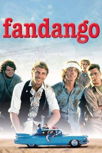 Poster of Fandango