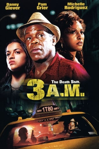 Poster of 3 A.M.