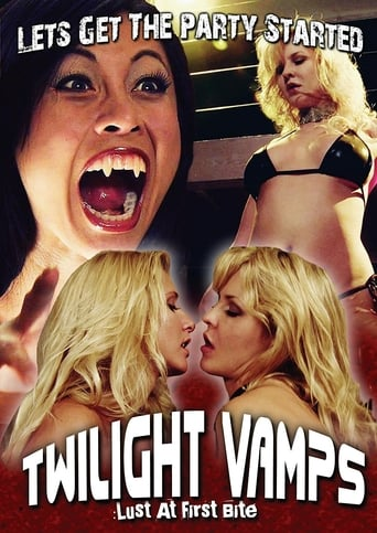 Poster of Twilight Vamps