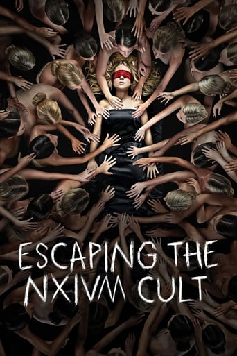 Poster of Escaping the NXIVM Cult: A Mother's Fight to Save Her Daughter