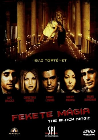 Poster of The Black Magic