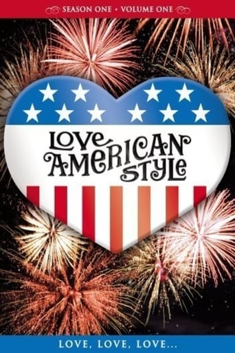 Poster of Love, American Style