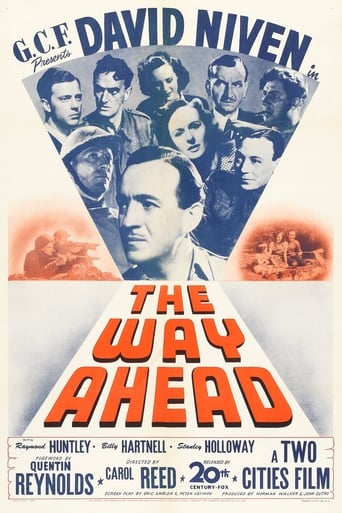 Poster of The Way Ahead