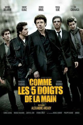 Poster of Comme les 5 doigts de la main