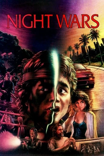 Poster of Night Wars