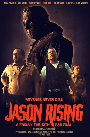 Poster of Jason Rising