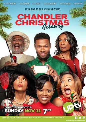 Poster of Chandler Christmas Getaway