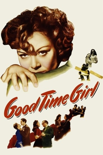 Poster of Good-Time Girl
