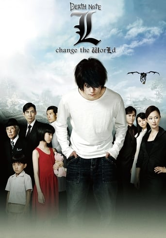 Poster of L: change the WorLd