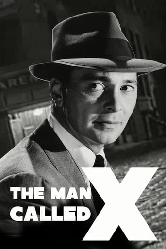 Poster of Man Called X