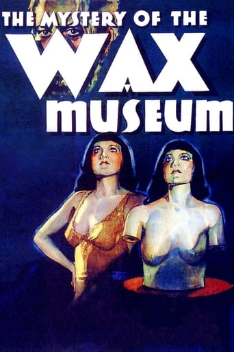 MYSTERY OF THE WAX MUSEUM (BLU-RAY)