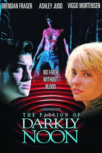 Poster of The Passion of Darkly Noon