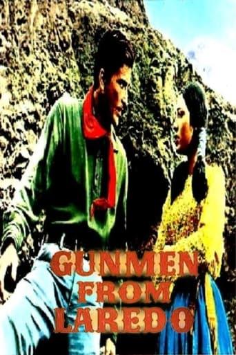 Poster of Gunmen from Laredo