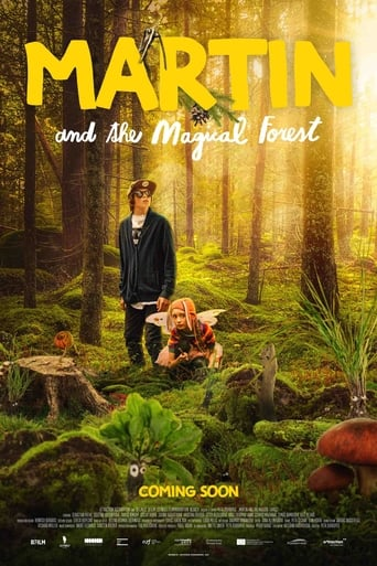 Poster of Martin and the Magical Forest