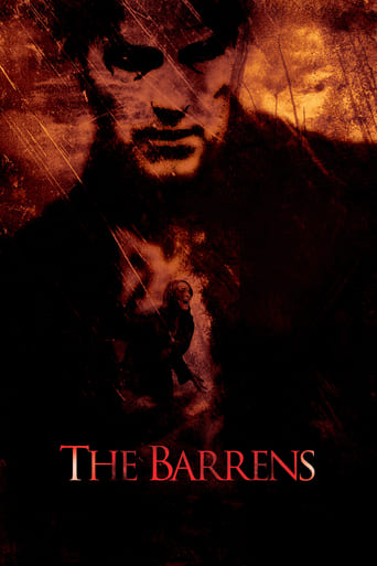 The Barrens poster